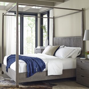 Brownstone Furniture Palmer Canopy Bed