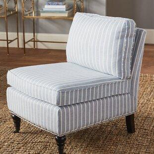August Grove Slipper Chair