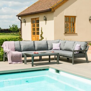 Shull 6 Seater Corner Sofa Set By Sol 72 Outdoor