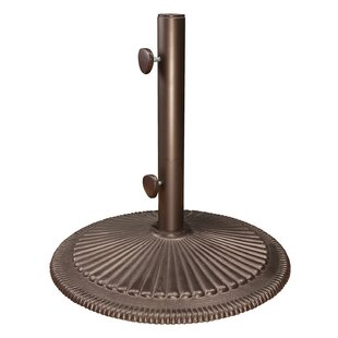 Tomeika Cast Iron Free Standing Umbrella Base