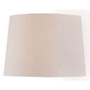 16 Fabric Drum Lamp Shade