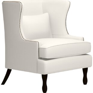 Solomon Wingback Chair by ..