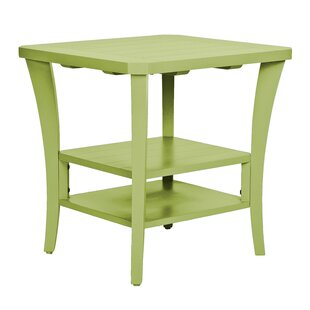 Acacia Home and Garden Cottage End Table