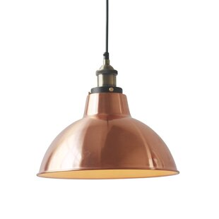 Light Society Corianna 1-Light Inverted Pendant