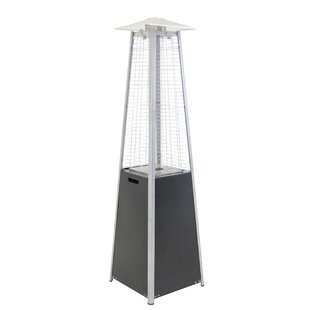 Lykins Natural Gas Patio Heater By Sol 72 Outdoor
