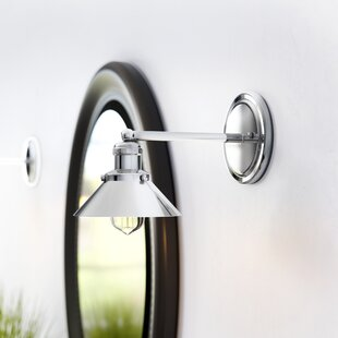 Courtland 1-Light Bath Sconce ..