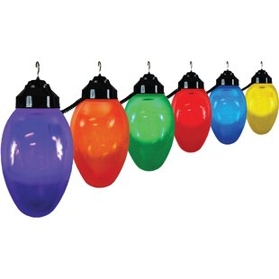 20 ft. 6-Light Standard String Light by Polymer Products