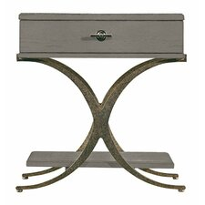 Resort Windward Dune End Table by Coastal Living by Stanley Furniture