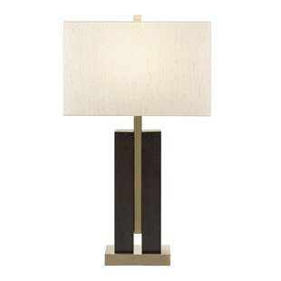 Ginsberg Double Column 32 Table Lamp