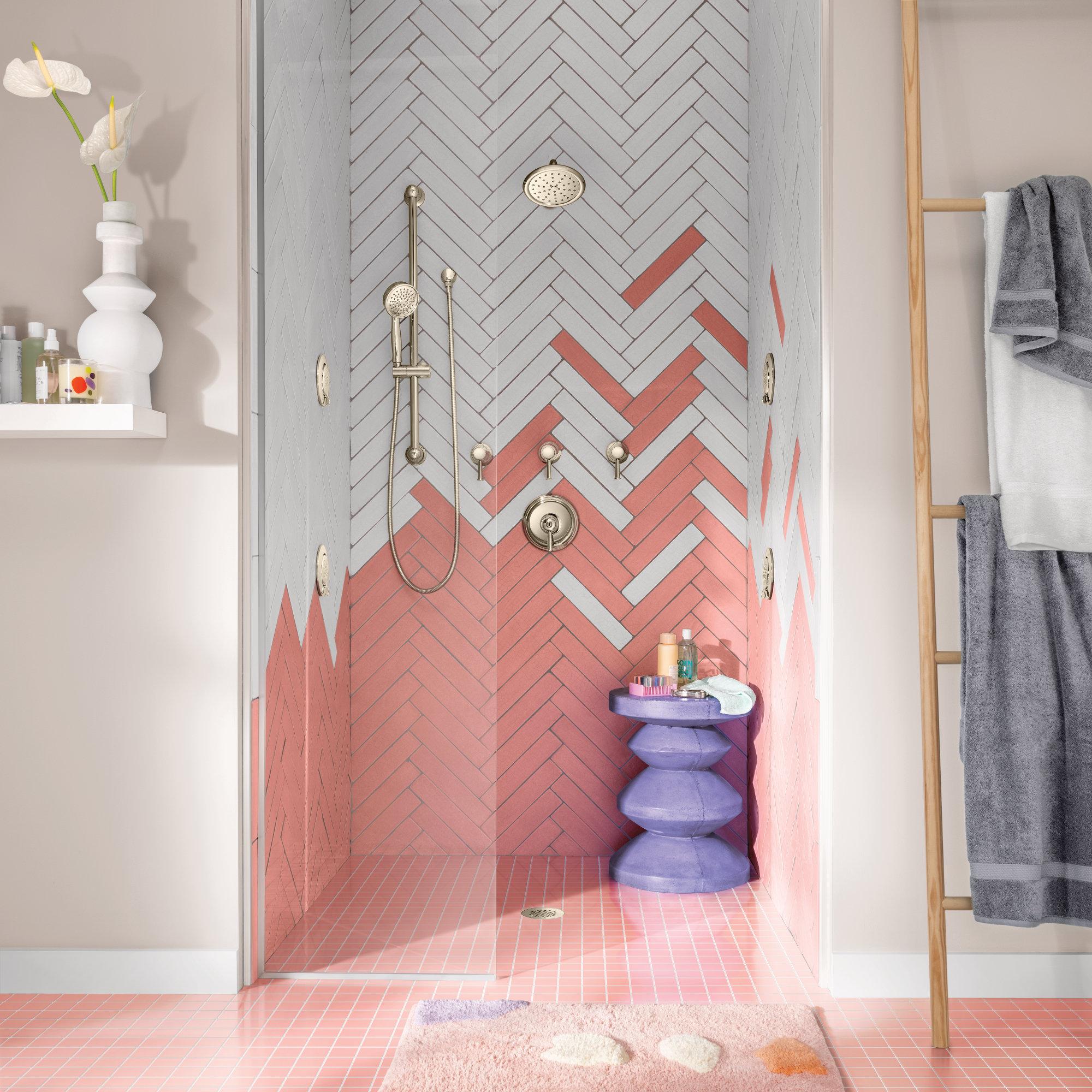 14 Simply Stunning Bathroom Shower Ideas With Photos Wayfair