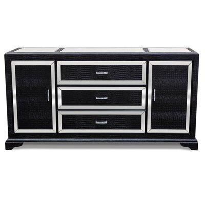 Sideboard BestMasterFurniture Color: Black