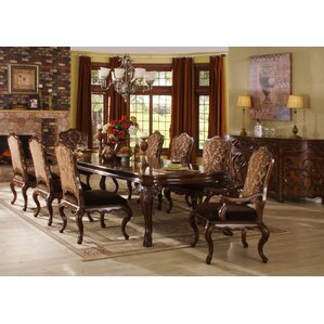 Palladio Extendable Dining Table by Eastern Legends