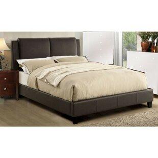 Kist Wooden Upholstered Panel Bed by Winston Porter