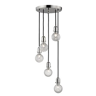 Kyler 5-Light Pendant by Brayden Studio