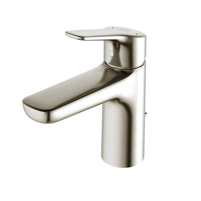 Toto Gs Single Hole Bathroom Faucet With Drain Assembly And Comfort Glide Technology Wayfair