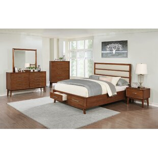 Rehberg Upholstered Storage Platform Bed by Orren Ellis Fresh