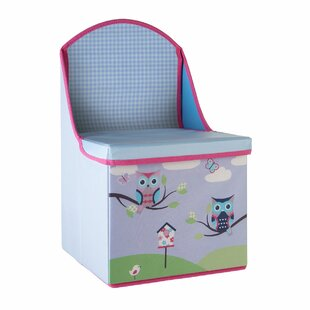 Owl Design Children's Chair By Symple Stuff