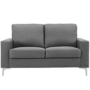 Shop Hollander Standard Loveseat by Orren Ellis