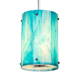 Meyda Tiffany Greenbriar 4-Light Cylinder Pendant