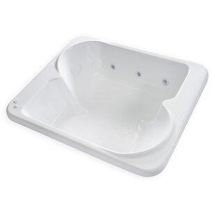 Carver Tubs Hygienic Aqua Massage 72