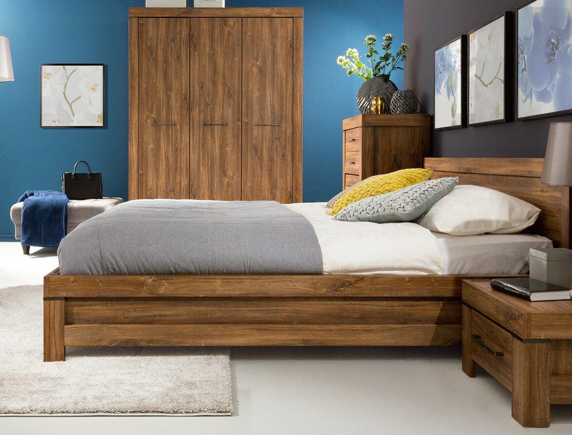 Charmant Union Rustic Marcum Queen Platform Bed | Wayfair