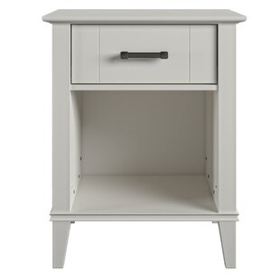Hazelridge 1 Drawer Nightstand