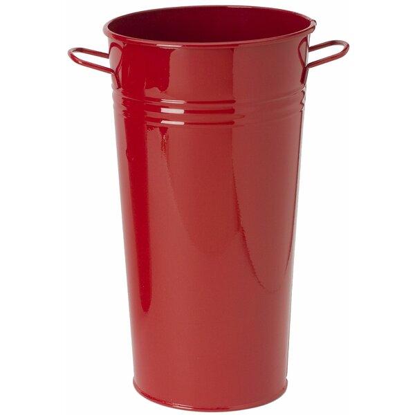 Galvanized Vase Wayfair