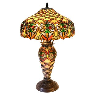 Online Reviews Arielle 25 Table Lamp By Warehouse of Tiffany