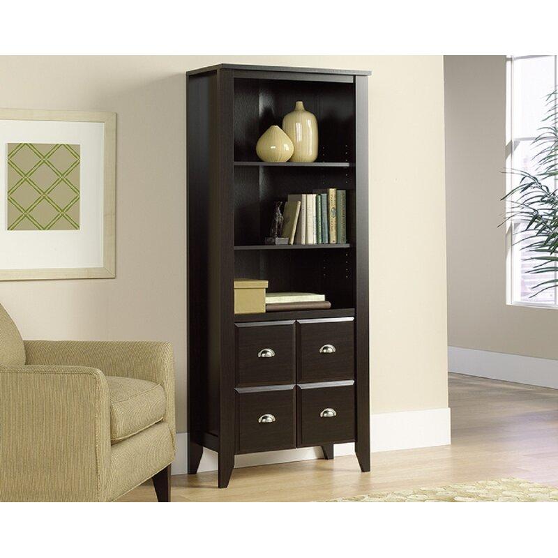 Red Barrel Studio Blouin Standard Bookcase | Wayfair