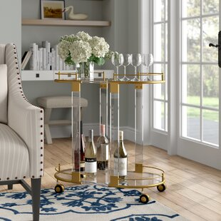 Belkis Bar Cart by Willa A..