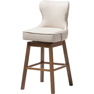 Wadley 30.51 Swivel Bar Stool (Set of 2)
