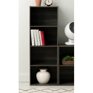 4 Tier Standard Bookcase by IRIS USA, Inc. SKU:AB255791 Details