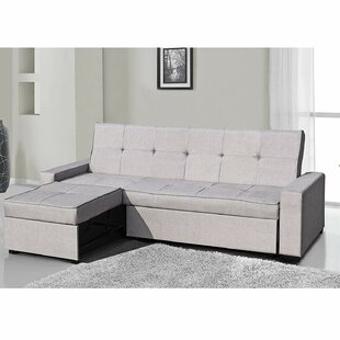 Mccarthy Reclining Corner Sofa By Mercury Row