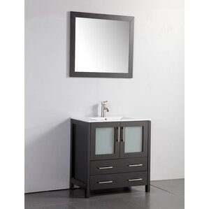 Inch Bathroom Vanities Youll Love Wayfair - 30 bathroom vanity with sink