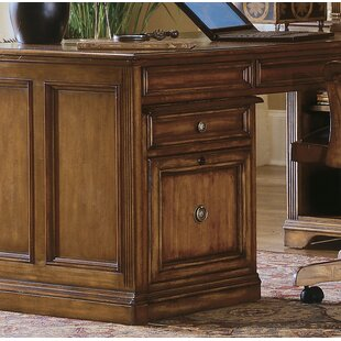 Brookhaven 2-Drawer Mobile File by Hooker Furniture Best #1
