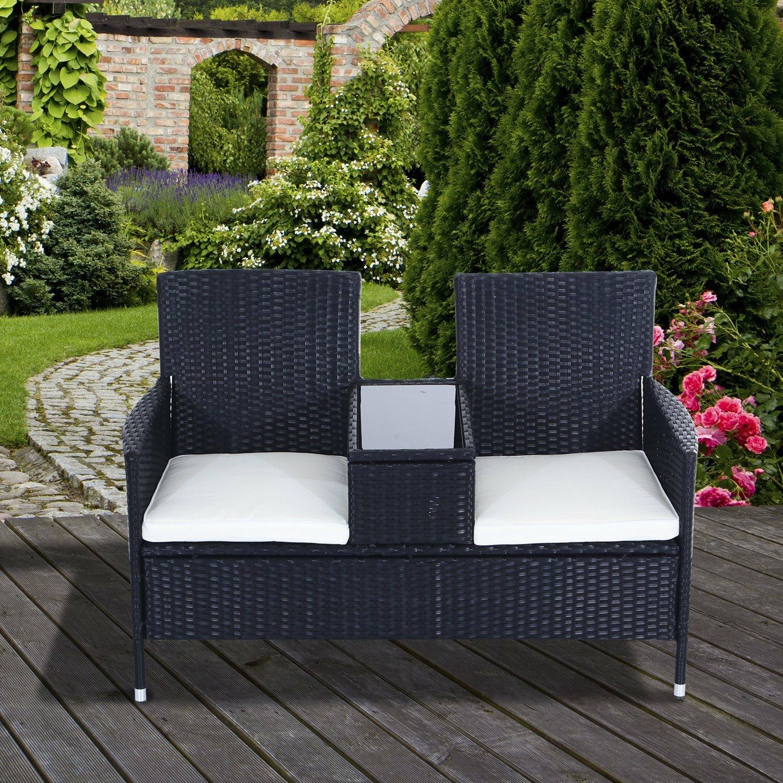 Bench Furniture 12 Seater Folding Garden Bench Seat Furniture with