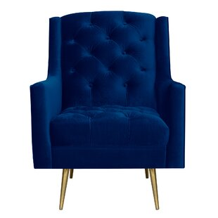 Hubbard Armchair by Mercer41