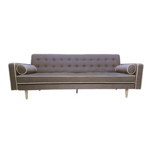 Clarissa 2 Tone Mid Century Sleeper Sofa by ..