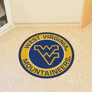 NCAA West Virginia University Roundel Mat