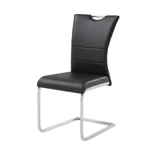 Price comparison Somnus Side Chair (Set of 4) by Orren Ellis Reviews (2019) & Buyer's Guide