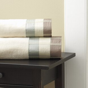 Fairfax Embel 100% Cotton Fingertip Towel