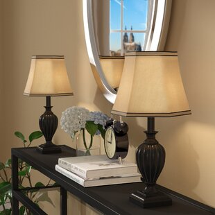 Evie Bell Mini 16 Table Lamp (Set of 2)