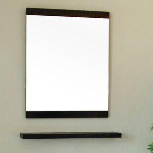 Farnsworth Mirror by Bellaterra Home