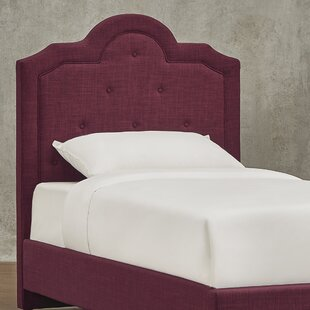 Natoma Twin Upholstered Panel Headboard