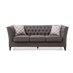 Affordable Mcgee Chesterfield Sofa by Canora Grey Reviews (2019) & Buyer's Guide