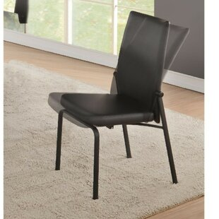 Landreneau Modern Dining Chair (Set of 2) Latitude Run