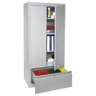 System Series 2 Door Storage Cabinet by Sandusky Cabinets