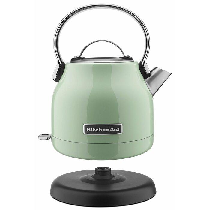 1.25 Qt. Stainless Steel Electric Tea Kettle - KEK1222