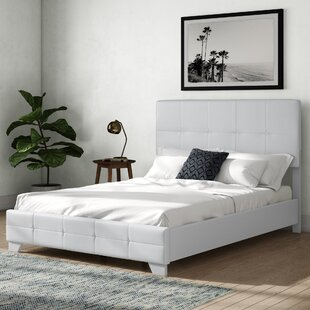 Burkey Upholstered Panel Bed