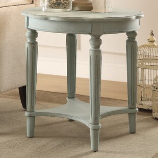 Reviews Quitman End Table By Ophelia & Co.